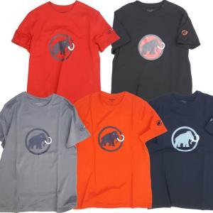 MAMMUT/マムート/MAMMUT Logo T-shirt/マムートロゴTシャツ/1010-00480|gpstore