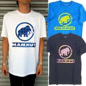 MAMMUT/マムート/Rope Logo T-shirt/ロープロゴTシャツ/1017-00490|gpstore