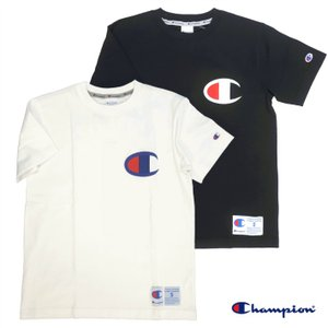 Champion/チャンピオン/Big C Logo T Shirt/ビッグCロゴ刺繍Tシャツ/C3-F362|gpstore