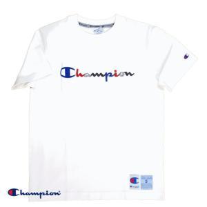 Champion/チャンピオン/ロゴ刺しゅうTシャツ/C3-H371|gpstore