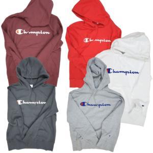 Champion/チャンピオン/ロゴプリントプルオーバーパーカ/C3-J117|gpstore