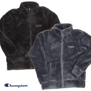 Champion/チャンピオン/ボアフリースフルジップスタンドジャケット/C3-L616|gpstore