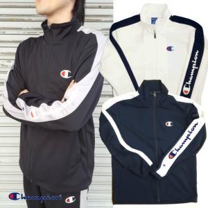 Champion/チャンピオン/袖ラインジャージジップジャケット/C3-MSE01|gpstore