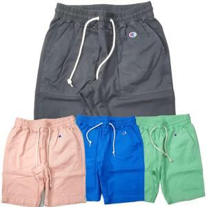 Champion/チャンピオン/Cotton Twill Short Pants/コットンツイルショートパンツ/C3-R517|gpstore