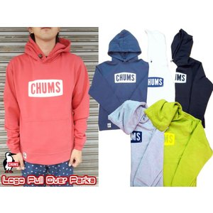 CHUMS/チャムス/Logo Pull Over Parka/ロゴプルオーバーパーカ/CH00-0646|gpstore