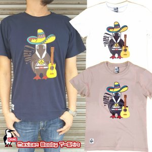 CHUMS/チャムス/Mexican Booby T-Shirt/メキシカンブービーTシャツ/CH01-1231|gpstore