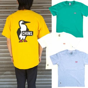 CHUMS/チャムス/Booby Logo Tee/ブービーロゴTシャツ/CH01-1244|gpstore