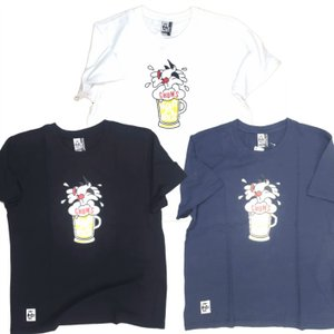 CHUMS/チャムス/Booby Beer T-Shirt/ブービービアTシャツ/CH01-1349|gpstore
