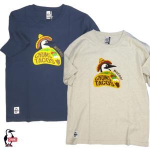 CHUMS/チャムス/Tacos Mucho! T-Shirt/タコスムーチョTシャツ/CH01-1362|gpstore