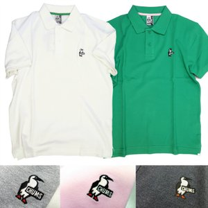 CHUMS/チャムス/Booby Polo Shirt/ブービーポロシャツ/CH02-1080|gpstore
