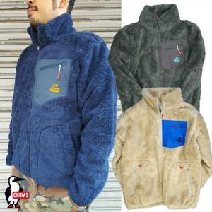 CHUMS/チャムス/Bonding Fleece Jacket/ボンディングフリースジャケット/CH04-1117|gpstore
