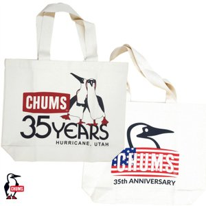 CHUMS/チャムス/35th Anniversary Tote Bag/35周年記念トートバッグ/CH60-2516|gpstore