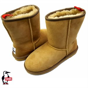 CHUMS/チャムス/Booby Mouton Boots/ブービームートンブーツ/CH63-1009|gpstore