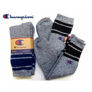 Champion/チャンピオン/フルレングス2足組みソックス/CMSBG003|gpstore