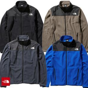 THE NORTH FACE ノースフェイス フリースジャケット メンズ レディース マイクロフリース 薄手 軽量 アウトドア キャンプ 登山 トレッキング|gpstore