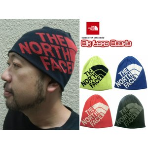 THE NORTH FACE/ザノースフェイス/BIG LOGO BEANIE/ビッグロゴビーニー/NN41507|gpstore