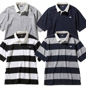 THE NORTH FACE/ノースフェイス/SS Rugby Polo/ショートスリーブラグビーポロ/NT22035|gpstore