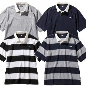 THE NORTH FACE ノースフェイス ポロシャツ 半袖 メンズ ラガーシャツ ラグビーポロ 父の日|gpstore