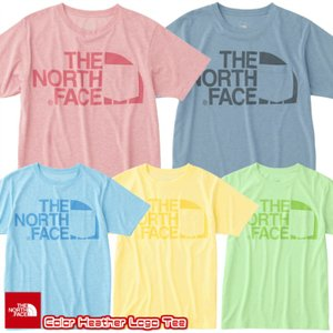 THE NORTH FACE/ザノースフェイス/Color Heather Logo Tee/カラーヘザーロゴTシャツ/NT31734|gpstore