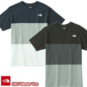 THE NORTH FACE/ザノースフェイス SS Tricolor Tee/ショートスリーブトリカラーTシャツ/NT31739|gpstore