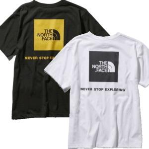 THE NORTH FACE/ノースフェイス/SS Square Logo Tee/スクエアロゴTシャツ/NT31957 gpstore