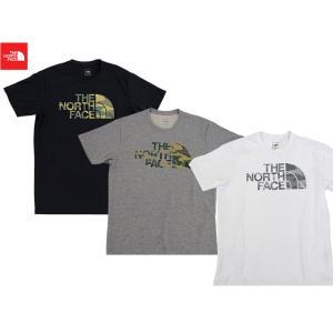 THE NORTH FACE ノースフェイス 半袖 Tシャツ メンズ カットソー ロゴ|gpstore
