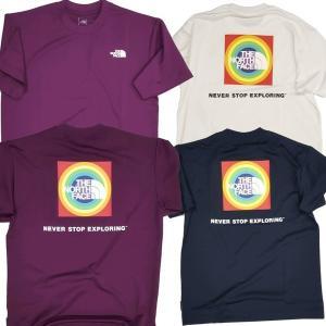 THE NORTH FACE ノースフェイス Tシャツ 半袖 メンズ カットソー ロゴ シンプル (ネコポス便/送料無料) gpstore