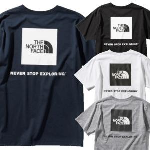 THE NORTH FACE/ザノースフェイス/S/S Square Logo Tee/ショートスリーブスクエアロゴTシャツ/ NT32038|gpstore