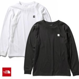 THE NORTH FACE/ノースフェイス/LS Small Box Logo Tee/ロングスリーブスモールボックスロゴTシャツ/NT32041|gpstore