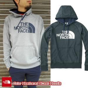 THE NORTH FACE/ザノースフェイス/Color Heathered Sweat Hoodie/カラーヘザードスウェットフーディー/NT61696|gpstore