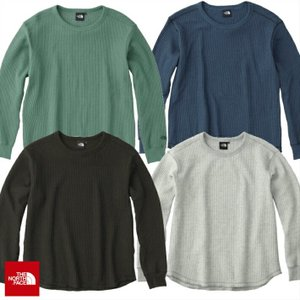 THE NORTH FACE/ザノースフェイス/Long Sleeve Waffle Crew/ロングスリーブワッフルクルー/NT81833|gpstore