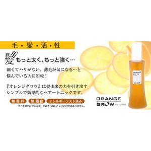 注目のトニック!オレンジグロウ120mL(ヘアートニック)|gpt