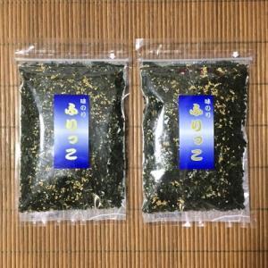 【入荷日未定/年内には入荷見込みです】【メール便送料無料】味のり ふりっこ ふりかけ 2袋セット160g (1袋80g×2)|gradior