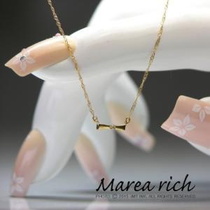 10金ゴールド ダイヤモンド リボンモチーフ リバーシブル ネックレス ペンダント クリスマスプレゼント ホワイトデーお返し gradior 04