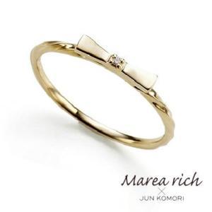 10金ゴールド ダイヤモンド リング リボンモチーフ 指輪 レディースジュエリー 人気ブランド|クリスマスプレゼント|ホワイトデーお返し|gradior|02