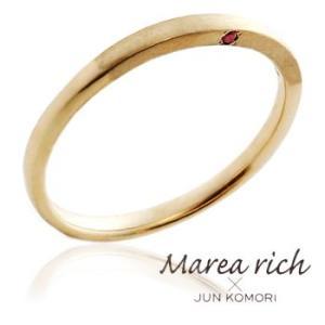 K10ゴールド ペアリング/男性用/13号〜23号 【Marea rich/マレア リッチ】GD-11KJ-21|gradior