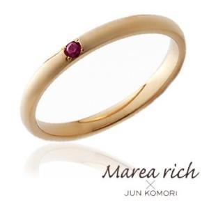 K18ゴールド ペアリング/女性用 /5号〜15号 【Marea rich/マレア リッチ】GD-11KJ-22|gradior