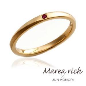 K18ゴールド ペアリング/女性用 /5号〜15号 【Marea rich/マレア リッチ】GD-11KJ-24|gradior