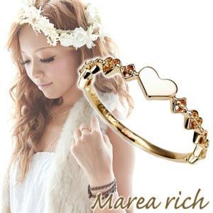 K10ゴールド ダイヤモンド ピンキーリング|ハートモチーフ|小指の指輪|ファランジリング|関節リング|ミディリング|Marea rich マレア リッチ||gradior