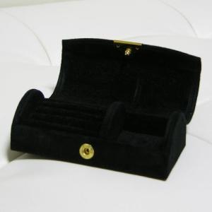 宝石箱 携帯用 持ち運びしやすいミニジュエリーボックス ハードケース gradior 05