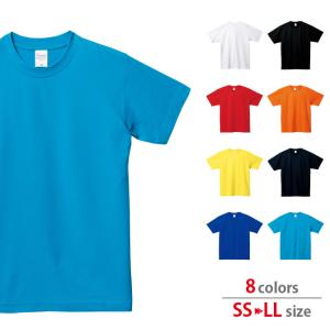 Tシャツ メンズ レディース 半袖 鹿の子 無地 Printstar プリントスター 5.8オンス T/CクルーネックTシャツ|grafit