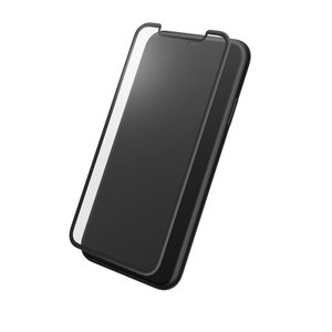 ■保護ガラス 新型iPhone XRインチ(2018年9月発表)用の、フルカバー型ブルーライトカット...