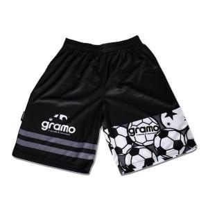 グラモ gramo『BALLS-pants』昇華プラクティスパンツ HP-011|gramo