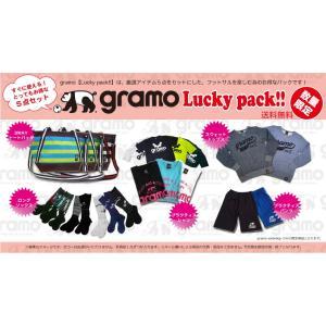 ☆WEB限定【送料無料】数量限定 gramo Lucky pack!!