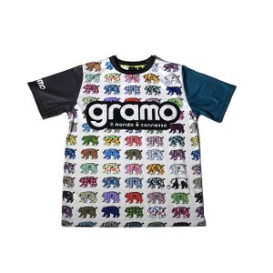 グラモ gramo『infinity』昇華プラクティスシャツ P-022 gramo