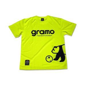 グラモ gramo『FAST2』プラクティスシャツ P-026|gramo|03