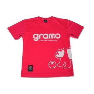 グラモ gramo『FAST2』プラクティスシャツ P-026|gramo|04