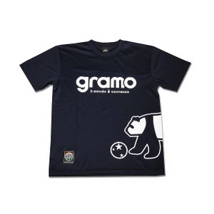 グラモ gramo『FAST2』プラクティスシャツ P-026|gramo|05