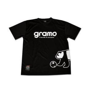 グラモ gramo『FAST2』プラクティスシャツ P-026|gramo|06
