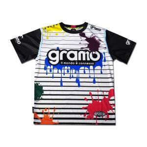グラモ gramo『splash』昇華プラクティスシャツ P-029 gramo 03
